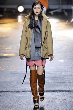 3.1 Phillip Lim | Nova York | Inverno 2014 - Vogue | Fashion weeks