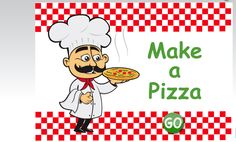 What child doesn't like pizza?  This activity is fun and has sound files to help ELLs learn the names of the toppings.  Explore this site. It's rich! http://www.abcya.com/pizza.htm
