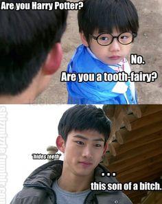 tooth fairy XD XD XD XD