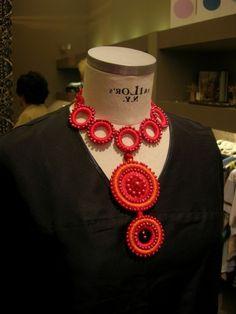 Foto I gioielli realizzati all'uncinetto - 1 di 10 - Milano - Repubblica.it