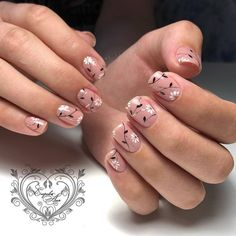 Маникюр   Ногти Nail Designs, My Love, Nails, Beauty, Nail Art, Finger Nails, Ongles, Nail Desings, Beauty Illustration