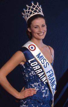 1998 Sophie Thalmann Lorraine  Sa 1ere Dauphine, Veronique Caloc est elue 1ere dauphine de Miss Monde 1998