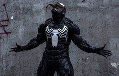 VENOM MUSCLE SUIT Black Spiderman Costume by Xsuits on Etsy https://www.etsy.com/listing/398699327/venom-muscle-suit-black-spiderman