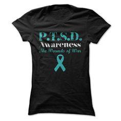 PTSD AWARENESS T-Shirts, Hoodies, Sweatshirts, Tee Shirts (19$ ==► Shopping Now!)
