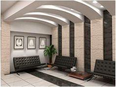 Cool modern false ceiling design #ceilings #commercialconstruction