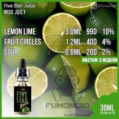 Five Star Juice, Miso Juicy