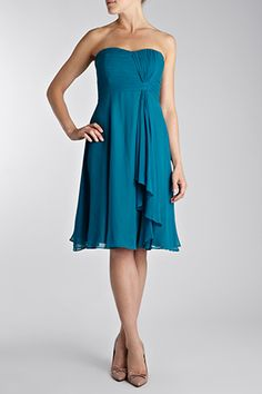 in teal or pink