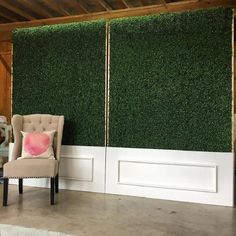 Sunshades Depot Artificial Boxwood Fence Privacy Screen, Evergreen Hedge Panels Faux Plant Wall Image 6 of 6 Artificial Hedges, Artificial Boxwood, Artificial Turf, Artificial Plants, Artificial Green Wall, Evergreen Hedge, Boxwood Hedge, Jardin Vertical Artificial, Salon Interior Design