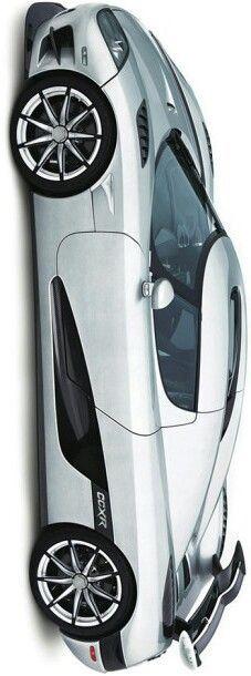Koenigsegg CCXR Trevita by Levon