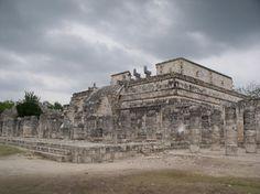 I really want to see the Mayan ruins