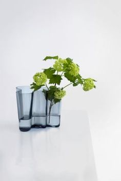 A staple of modern Scandinavian design since its first appearance in Iittala's iconic Alvar Aalto series of vases is one of the most famous