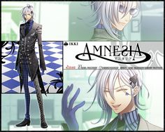 Ikki - Amnesia - Anime Characters Database