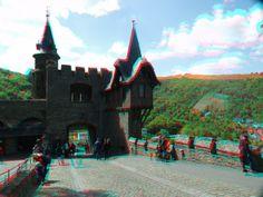Tor der Reichsburg Cochem