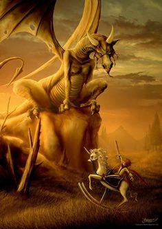 """Colina do Dragão: Enfrente os seus """"moinhos de vento"""""""