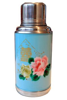 thermosfles met Chinees teken