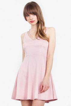 Women's Dress - Darla Sleeveless Dress