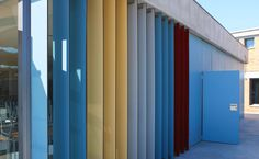 VIVIX® panels offer different types of solutions for façade cladding with a variety of fixing systems.
