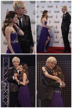 Has anybody else heard that the season final of Austin and ally is coming? Disney Channel Shows, Disney Shows, Austin E Ally, Austin Moon, Laura Marano, Ross Lynch, Celebs, Celebrities, Chanel