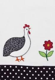 Resultado de imagem para risco gratis de galinha para patchwork