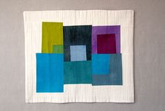 Gail Baar Art Quilts- ColorForm 11