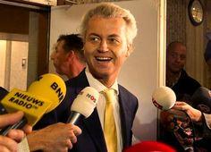 Geert Wilders of The Netherlands