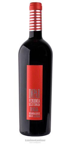 IMPAR VENDIMIA SELECCIONADA 2010 HISPANO BODEGAS - TANINOTANINO VINOS INTELIGENTES  wine of spain