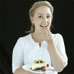 Rezept von Nicole Just: Käsekuchen mit Obst