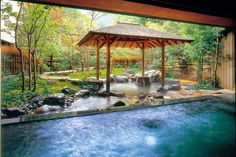 The Beauty Of Japanese Bathing Rituals