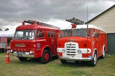 1960's firetrucks