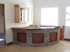 Building Corner Bar For Small Spaces Home Bar Plans, Basement Bar Plans, Basement Bar Designs, Home Bar Designs, Basement Remodeling, Basement Bars, Basement Ideas, Rustic Basement, Diy Bar