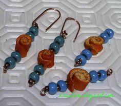 Come avete già visto nel post di Natale, quest'anno ho regalato orecchini realizzati con le bucce d'arancia. Ora che sono terminate le fe...