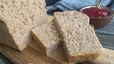Saftig og holdbart matpakkebrød – NRK Mat – Oppskrifter og inspirasjon Ramin Karimloo, Idina Menzel, Bread Baking, Side Dishes, Rolls, Dinner, Desserts, Recipes, Dairy