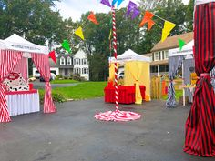 Carnival Party From Kidsmart Carnivals