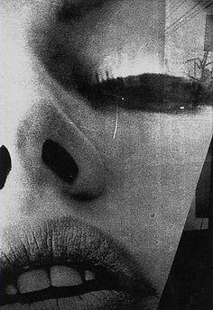 Daidō Moriyama 森山 大道 Eros or Something Other than Eros 1969 Tachisme, Osaka, Pop Art, Street Photography, Art Photography, Japanese Photography, Monochrome Photography, William Klein, Extreme Close Up