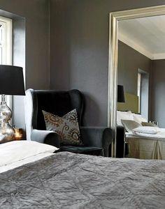 Eleganse på soverommet - Anette Willemine