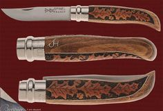 Opinel knife n°8 by Jay HENDRICKSON HENDRICKSON