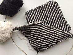 Crochet Circle In Square Blanket - Craft & Patterns Crochet For Beginners Blanket, Knitting For Beginners, Crochet Blanket Patterns, Knitting Patterns, Crochet Blankets, Crochet Crowd, Easy Crochet, Knit Crochet, Crochet Circles