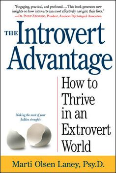 Introvert Advantage - 10 myths about introverts:  Myth #1 – Introverts don't like to talk.    This is not true. Introverts just don't talk unless they have something to say. They hate small talk. Get an introvert talking about something they are interested in, and they won't shut up for days.    Myth #2 – Introverts are shy.    Shyness has nothing to do with being an Introvert. Introverts are not necessarily afraid of people. What they need is a reason to interact. They...