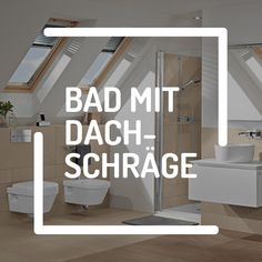 Die 351 Besten Bilder Von Badezimmer Mit Dachschrage In 2019