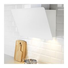 BEJUBLAD Veggmontert ventilator  - IKEA