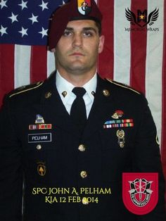 John A. Pelham, of Portland, Ore., and Sgt. was killed Wednesday the Department of Defense said. He was assigned to Battalion, Special Forces Group and died from wounds suffered when they were struck by enemy small-arms fire in Kapisa province 3rd Special Forces Group, Soldiers Coming Home, Airborne Army, Soldier Quotes, Us Army Rangers, Remember The Fallen, Military Careers, Afghanistan War, Civil War Photos