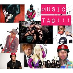 """""""MUSIC TAGGG"""""""