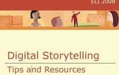 Digital Storytelling Tips & Resources: Educause PDF