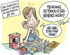 BRASIL, CAMPEÃO NA COMILANÇA DE AGROTÓXICOS http://almirquites.blogspot.com/2016/10/brasil-campeao-na-comilanca-de.html Este é mais um crime que mata à distância, sem alarde e em massa!