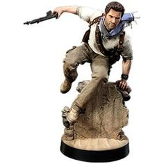 [Uncharted 3: Premium Format Figure: Nathan Drake (Product Image)]