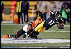 Steelers Film Room: How Markus Wheaton Can Improve His YAC In 2015