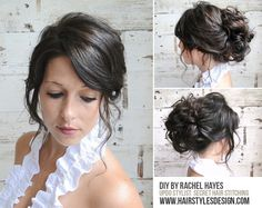 DIY Updo Stylist Secret Hair Stitching http://www.hairstylesdesign.com/blog/updo-stylist-secret-hair-stitching