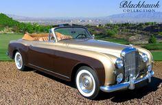 Park Ward Bentley S1 Continental Drophead 1956
