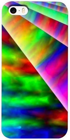 Infinite Rainbow Universe Neo Custom Killer Rave Party Street Style iPhone Case by Willy Badu.