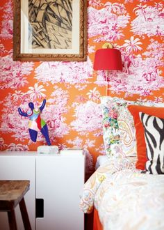 402 Best Toile Tails Images Toile Wall Papers Bedrooms